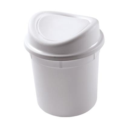 Lixeira basculante para pia 2,7 lts