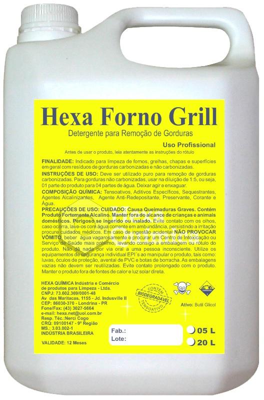 HEXA FORNO GRILL