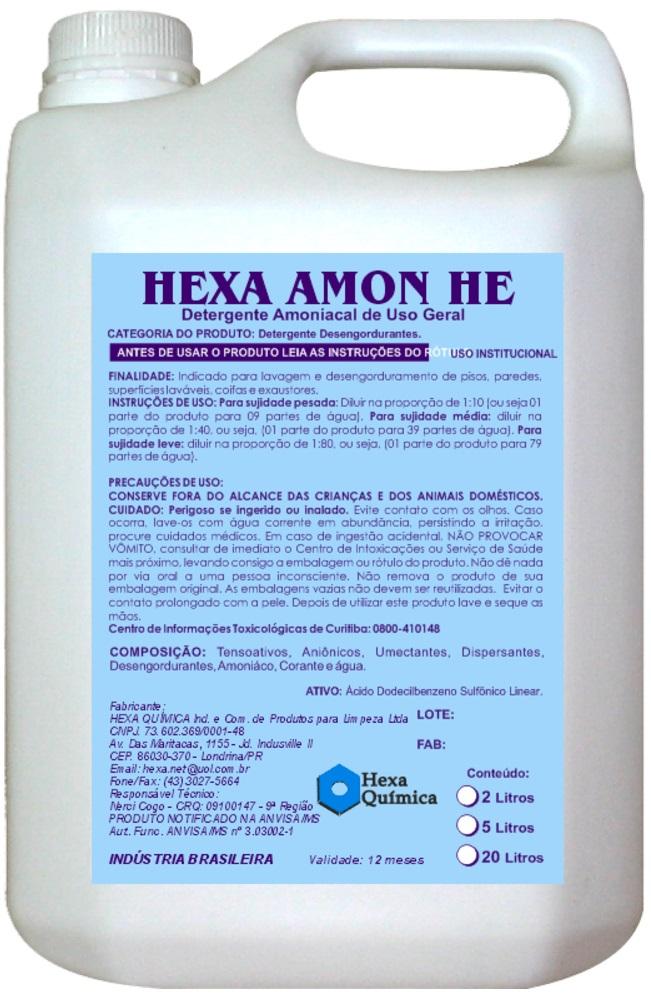 HEXA AMON HE