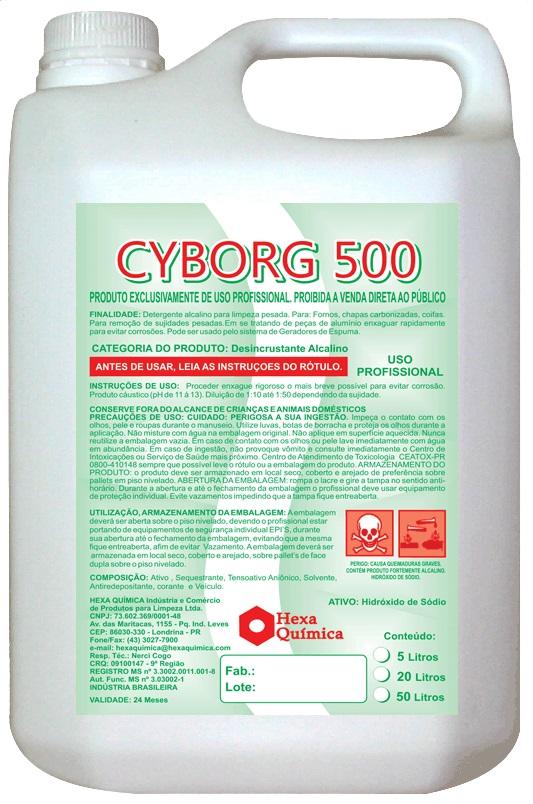 CYBORG 500