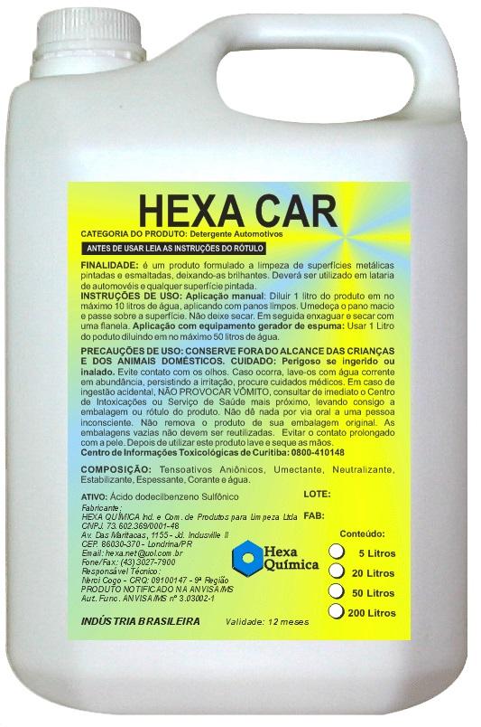 HEXA CAR