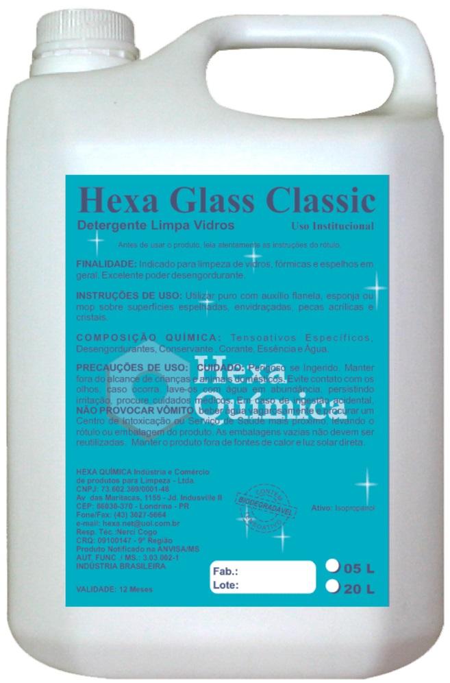 HEXA GLASS