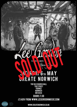 create 6th may SOLD OUT