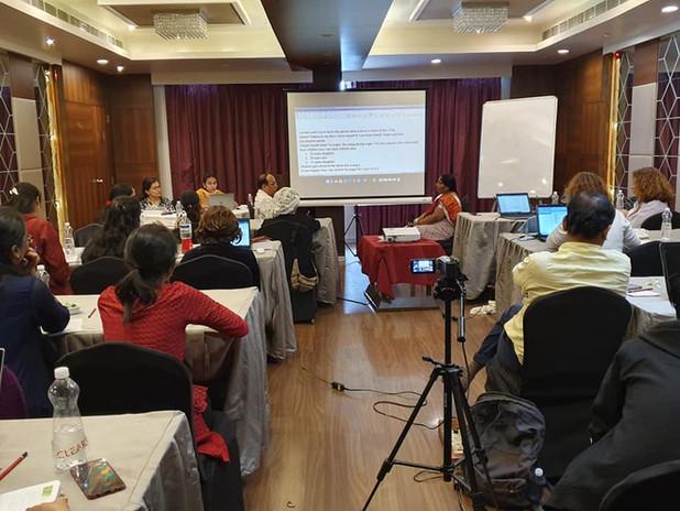 Dr Ajit Kulkarni Seminar by Noa Saguy.jp
