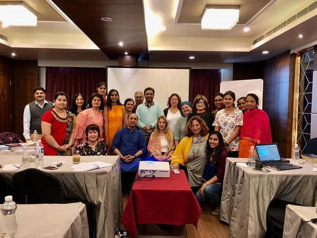 Noa Saguy Homeopathy in Pune Workshop