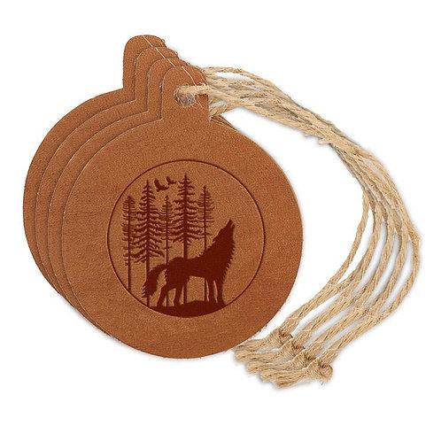Oowee Leather Ornament