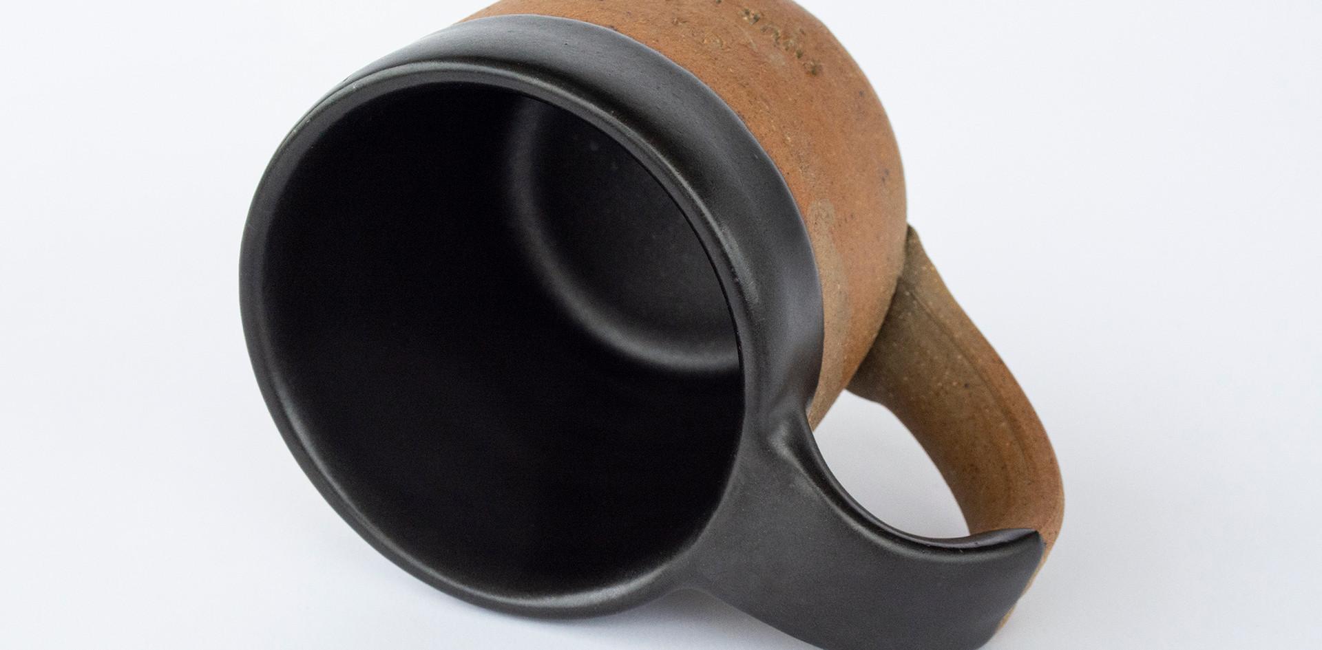 Camper Mug - Satin Black