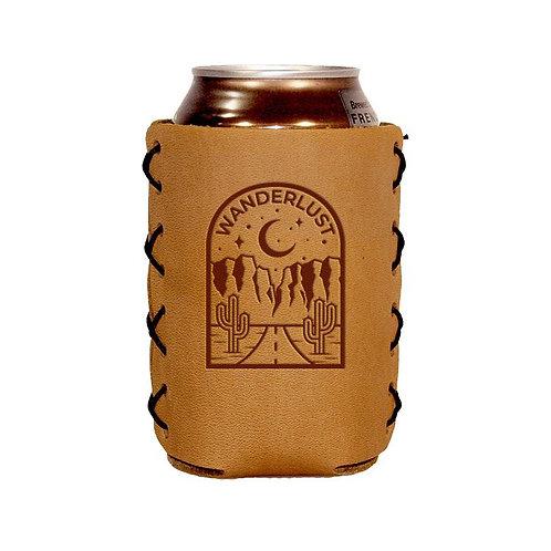 Oowee Leather Beverage Wrap
