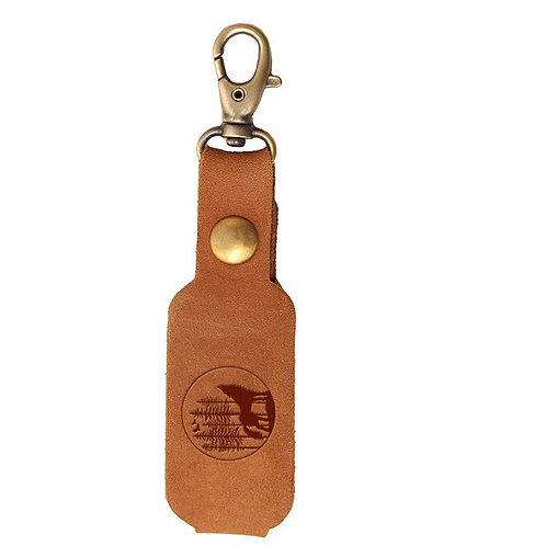 Oowee Leather Keyfob