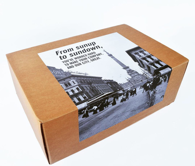 Fast 25 Mailer