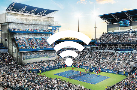 Why Large Venues Should Offer Complimentary Wi-Fi