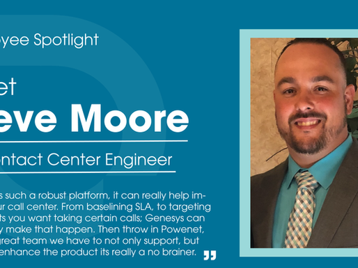 Employee Spotlight: Steve Moore