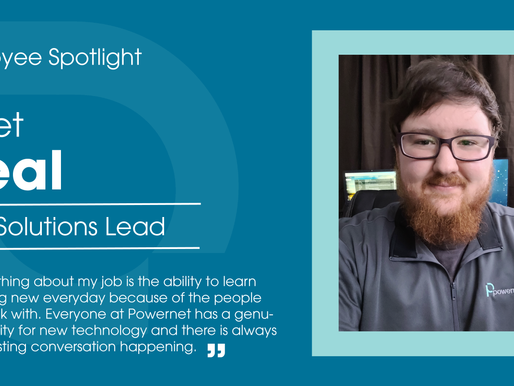 Employee Spotlight: Neal Head