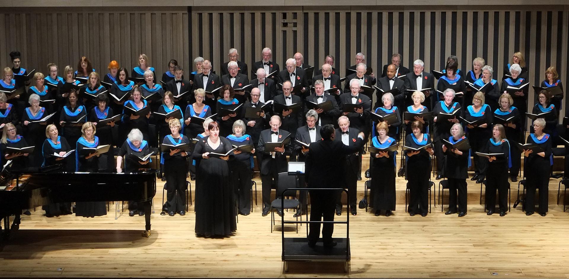 Fauré Requiem, Stoller Hall, 2017