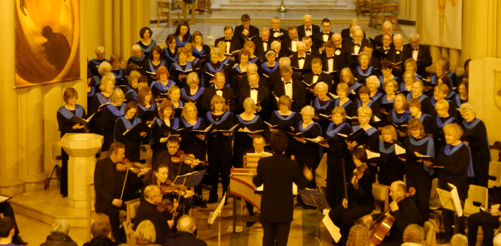 Messiah, Salford Cathedral