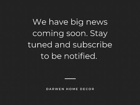 Big news coming soon..