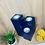 Thumbnail: Tea Light Holders (Set) - Dark Blue