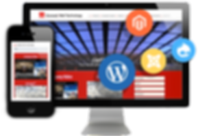 web design, marketing, hacking