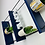 Thumbnail: 3 Tier Hanging Shelf - Dark Blue