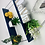 Thumbnail: Long 2 Tier Hanging Shelf - Dark Blue
