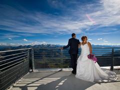 mariage au pic du midi