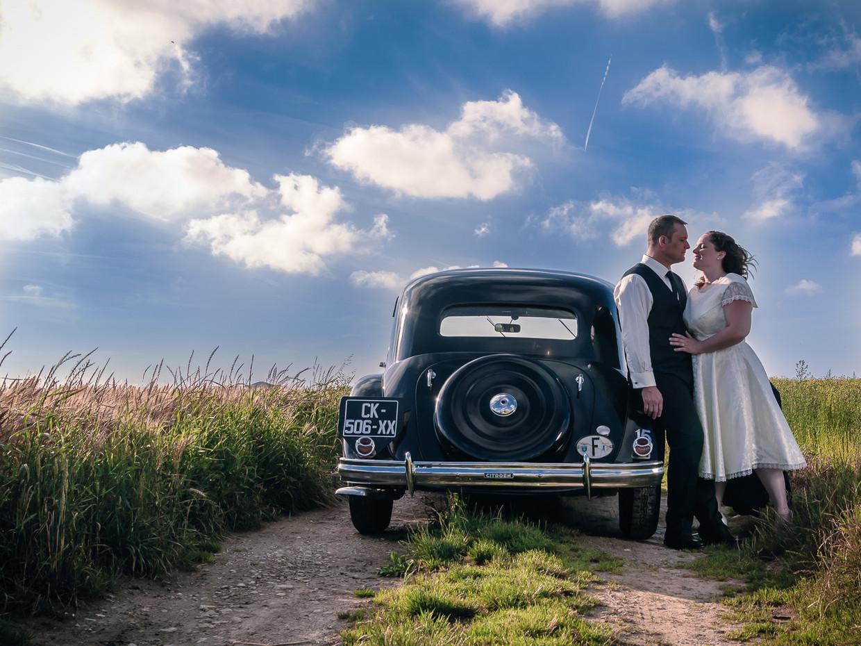 mariage à l'ancienne