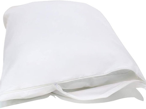 100% Cotton Bed Bug Pillow Protector