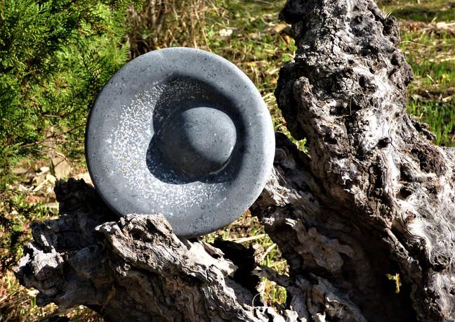 ojo, piedra dura