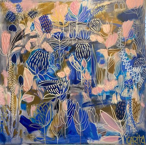 Carita Farrer Spencer_New Blue_100x100
