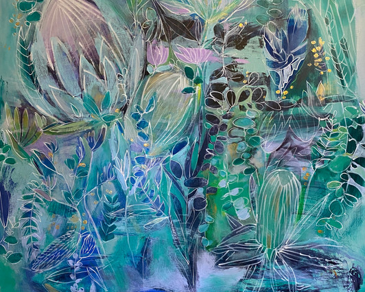 Jod's Garden (SOLD)