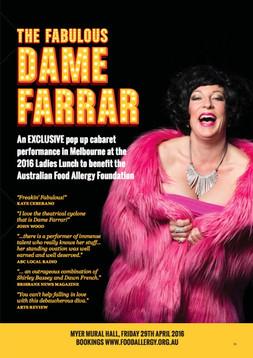 The Dame corporate entertainment promo