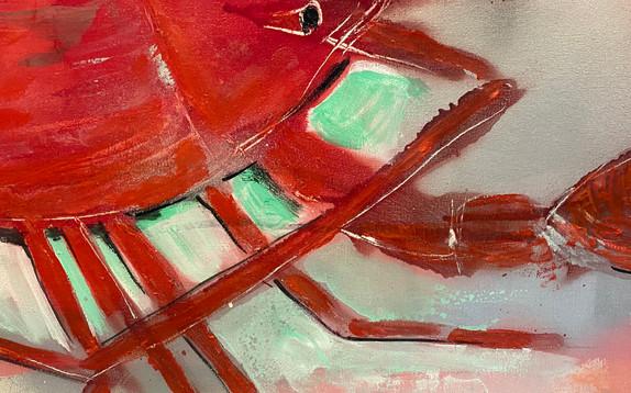 Lobster (SOLD)