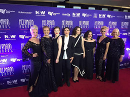 Ladies In Black (winners of Helpmann Award for best new Australian Work)
