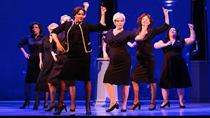 Ladies In Black onstage