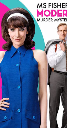 Carita Farrer Spencer - recent TV appearances