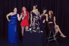 Women In Voice publicity shoot