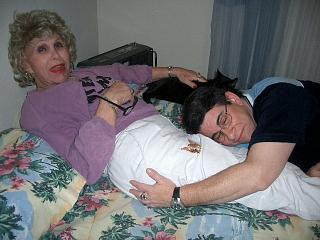 Dan and Gloria