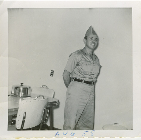 Butch - Uncle Sam's soldier boy