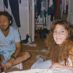 1980s with Fran