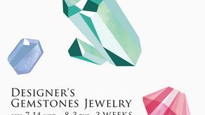 DESIGNER'S GEMSTONES JEWELRY