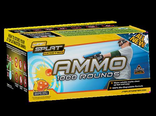 Jt Splatmaster Master Ammo 1000 Rounds