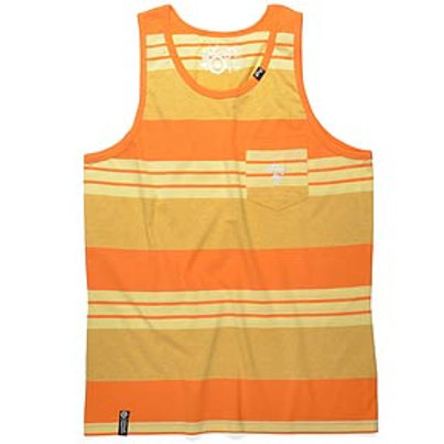 Lrg CC Striped Tank