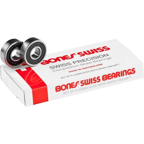 Bones Swiss Skate Bearings