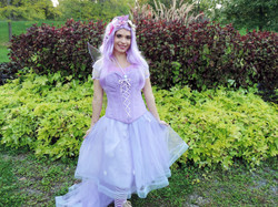 Violet the fairy princess