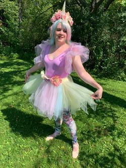 Flora the Unicorn Fairy