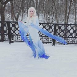 Snow Queen-Spirit Dress