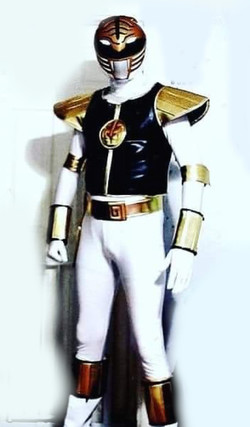 Power Hero (White)