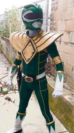 Power Hero (Green)