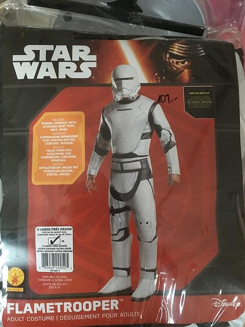Flamtrooper Stars Wars  Gr. M