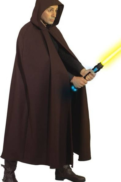 Kenobi cape brune Taille Unique brun